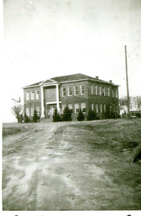 Chappells School rebuilt