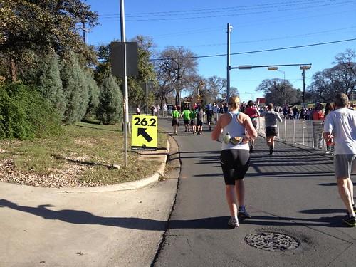 Marathon Split