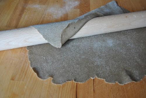 Buckwheat Maltagliati Pasta