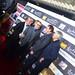 Christoph Waltz, Franco Nero, Quentin Tarantino, Pascal Vicedomini DSC_0261