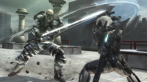 Metal Gear Rising Revengeance review pics