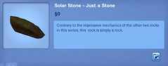 Solar Stone - Just a Stone