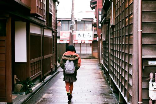 茶屋街散歩