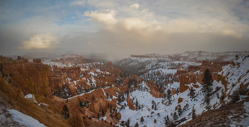 Bryce Canyon in the Snow!
