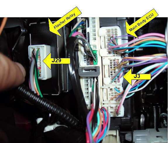 toyota tundra relay diagram image wiring flasher relay modification for led turn signals tundratalk net on 2008 toyota tundra relay diagram