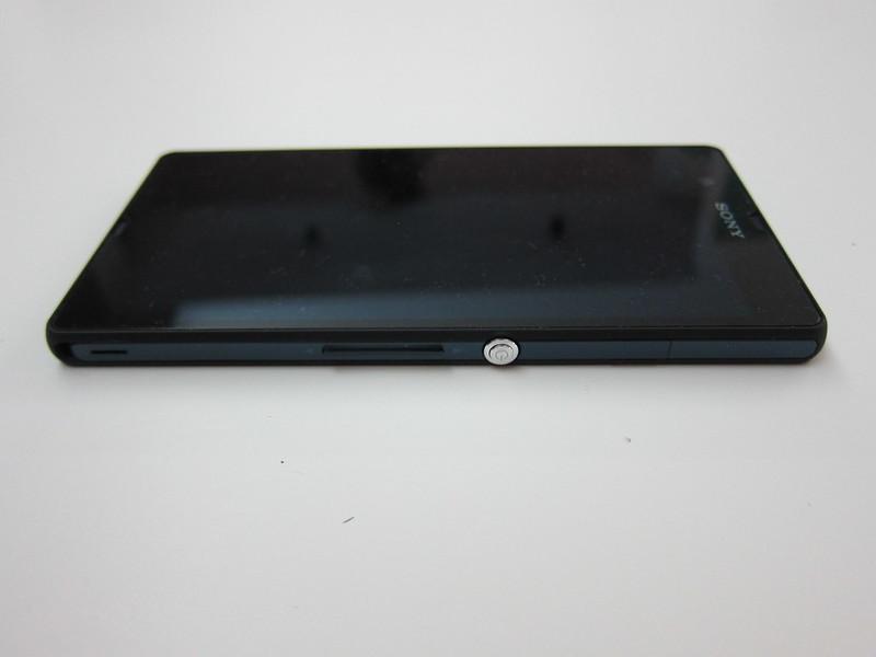 Sony Xperia Z - Speaker