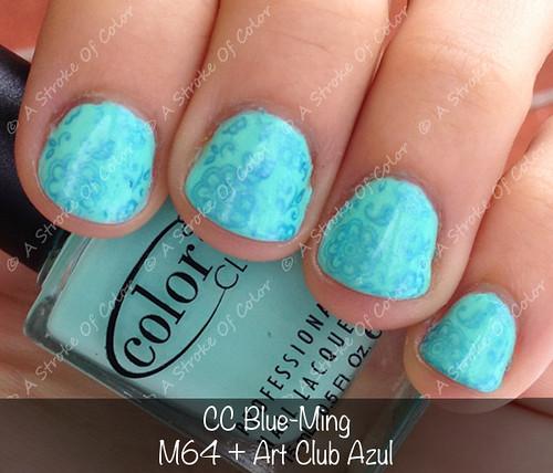 CC Blue-Ming (M64)