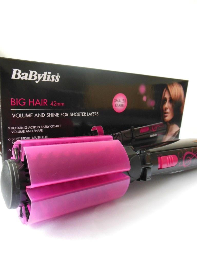 BaByliss 2777U 42 mm Big Hair Rotating Styler