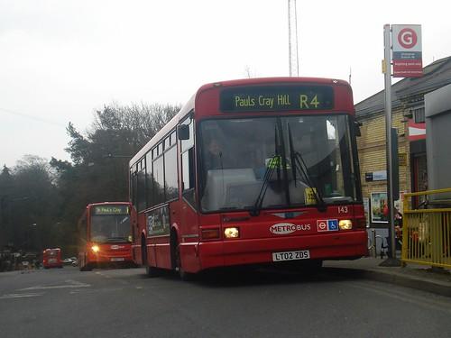 Metrobus Marshall