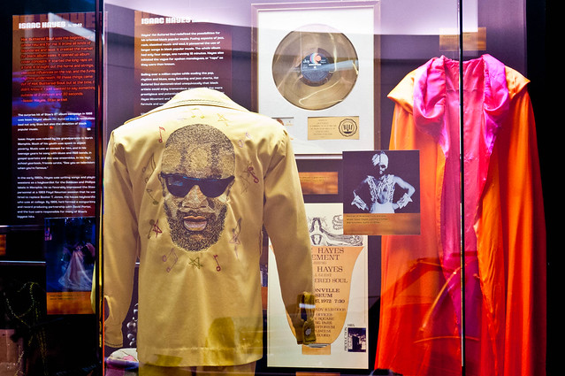Issac Hayes Jacket at Stax Museum of American Soul Music | PopArtichoke