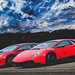 Lamborghini Murcielago LP640 and SV by nbdesignz