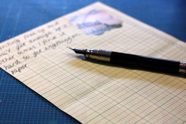 DIY letterpaper