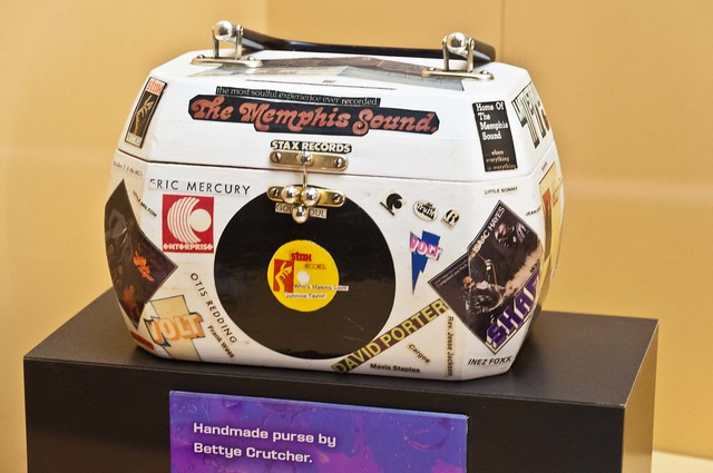 Bettye Crutcher Purse - Stax Museum of American Soul Music | PopArtichoke