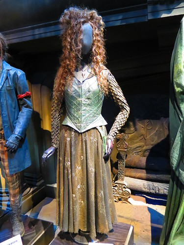 Bellatrix Lestrange's costume