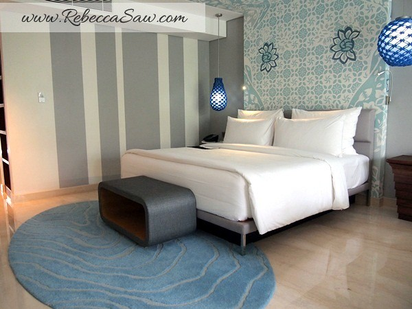 Le Meridien Bali Jimbaran - Room Review - Rebeccasaw-017
