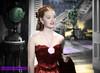 Jezebel Wears Her Fateful Red Dress by Walker Dukes