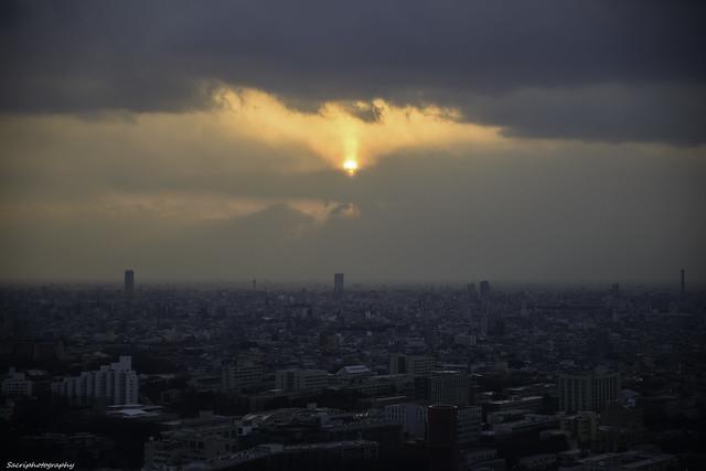 東山スカイタワー #04