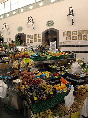 La Recova market, Santa Cruz de La Palma
