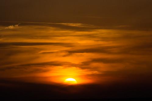 sunset georgia unitedstates a77 powdersprings 2013
