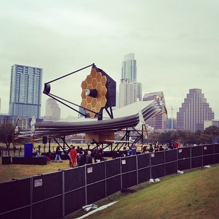 JWST @ SXSW | by James Webb Space Telescope