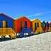 Muizenberg & Colors by Luís Henrique Boucault
