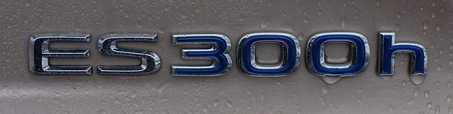 2013 Lexus ES 300h 17
