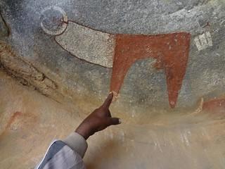 Pinturas rupestres de Las Geel na Somalilândia