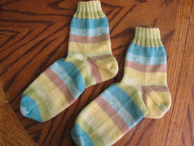 Sunshine Socks 3.0
