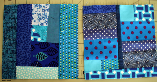 March Quilt Bee Blocks