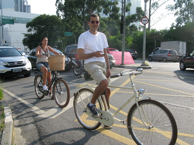 Cycle Chic em SP 11