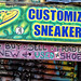 Sneaker Store Sign