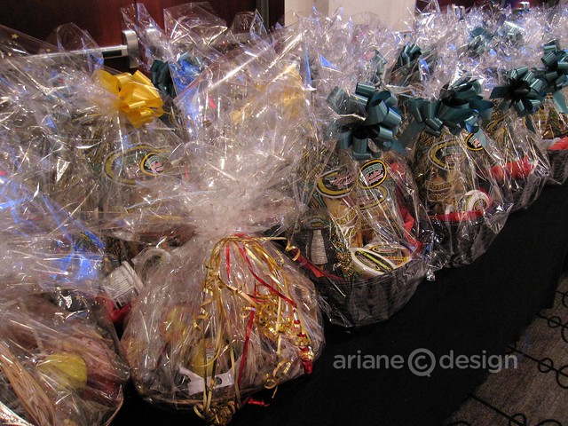 Gift baskets up for grabs in $20 balloon donation draw