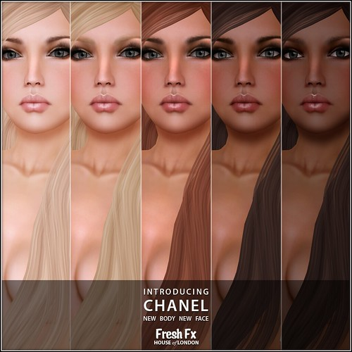 Chanel Skins from Fresh Fx