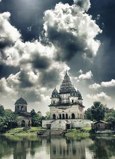 Shiva Temple, Puthia, Rajshahi
