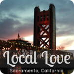 Local Love Button - Photo Style