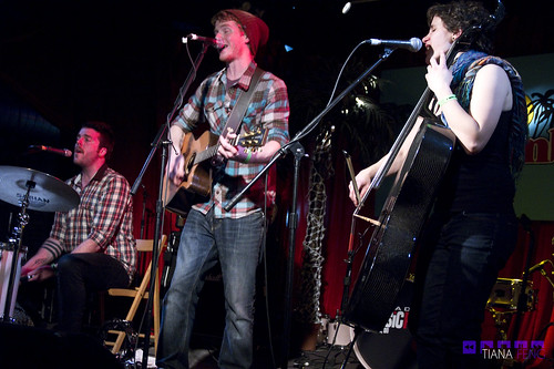 The Ballroom Thieves @ El Mocambo (Downstairs) 3/19/2013