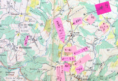 Lambert 3 to Lat/Lon to Site/Loc 3 pipeline