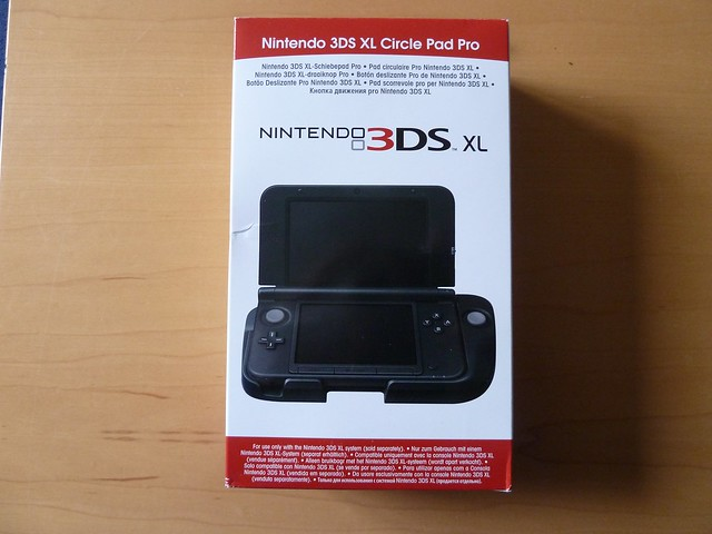 Nintendo Circle Pad Pro XL for 3DS XL