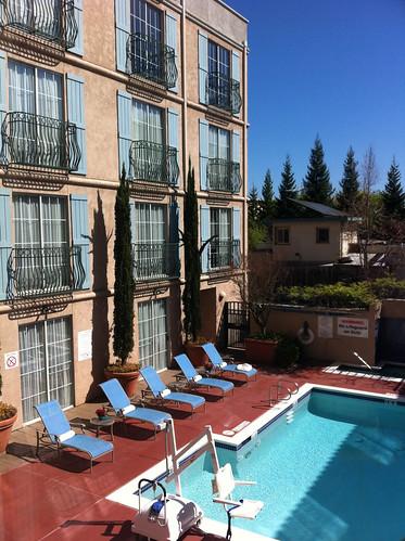 Westin Hotel Palo Alto