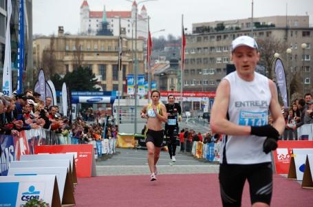 Šesté místo v Bratislavě katapultovalo Kováře na druhou příčku maratonských tabulek