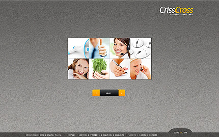 Xml flash site 27252 Criss Cross
