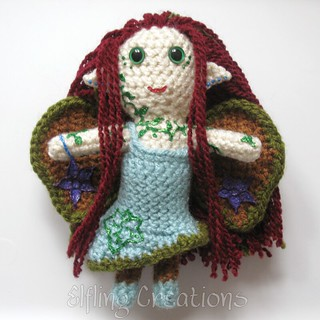 Fairy Doll - finished!
