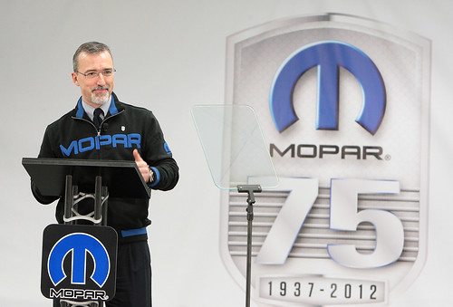 Mopar Celebrates 75th Anniversary