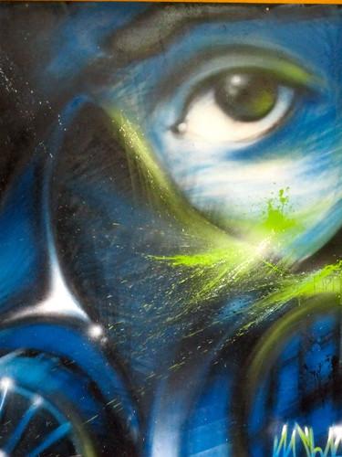 El ojo que ves no es by JoseAngelGarciaLanda