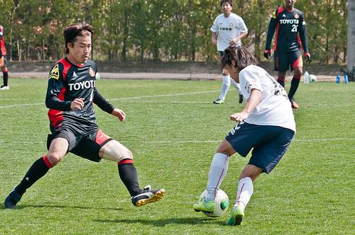 2013.03.24 練習試合 vs名古屋グランパス-6677
