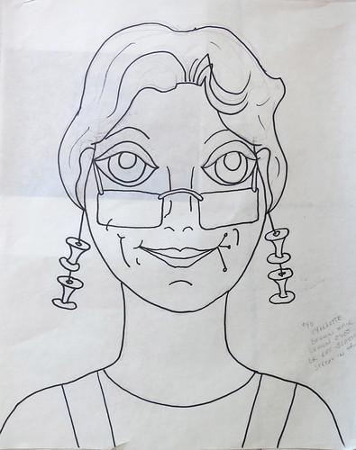 Lady #40 - Charlotte