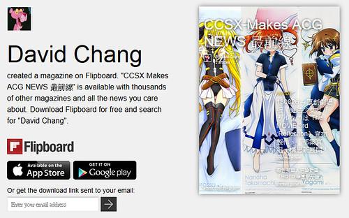 130328(3) - 本站《CCSX Makes ACG NEWS 支店》在手機&平板App『Flipboard』正式上架! (2/3)