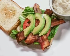 Food Porn:  Avocado BLT