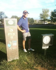 Check out this lie for @foster4949 #playitasitlies #shutupdale #golf #colorado #sports