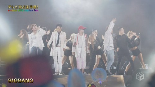 BIGBANG A-Nation Tokyo Screencaps 2016-08-27 (8)